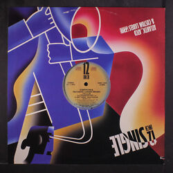 SIMPHONIA FEAT. CARMEN BROWN: It Ain't Right (whatcha Do) 12 (dj) Soul