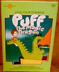 Puff the Magic Dragon by Romeo Muller  $4.49