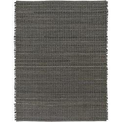 Hand-Woven Wragby Solid Outdoor Rug (8' x 10')