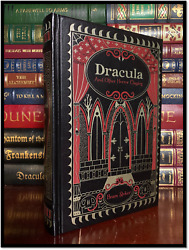 Dracula by Bram Stoker New Sealed Leather Bound +Others Lair of the White Worm