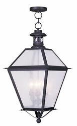 Darby Home Co Hart 4-Light Outdoor Hanging Lantern