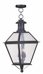 Darby Home Co Hart 3-Light Outdoor Hanging Lantern
