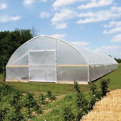Poly-Tex FieldPro Gothic High Tunnel Greenhouse (30' x 48') FO0043-1D