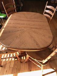 Wooden Table *New* $70.00