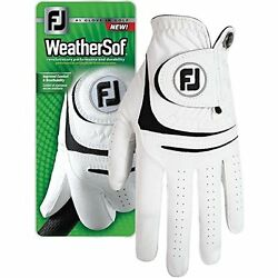 Mens Weathersof Golf Glove Xxl Regular Left Hand Outdoor Holiday Decorations