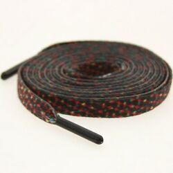 $6 Starks Laces - RGB Dots Shoelaces shoestrings 0001-45Inch-1S