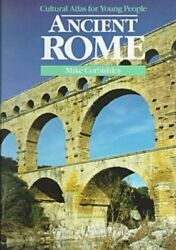 Ancient Rome Cultural Atlas for Young People $4.49