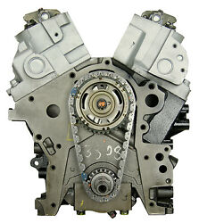 CHYRSLER 3.8 07-08 RWD REMANUFACTURED ENGINE Rwd. 4 Extra Boss 4 Mot