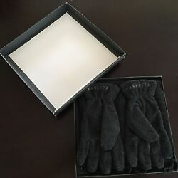 Men's Cashmere Glove and Scarf Set in Gift Box - New without tags NWOT