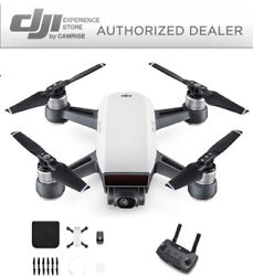 DJI Spark Drone Quadcopter White CP.PT.000731 and DJI Remote Controller $399.00