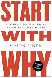 Start with Why: How Great Leaders Inspire Everyone $5.44