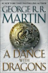 A Dance with Dragons A Song of Ice and Fire $4.50