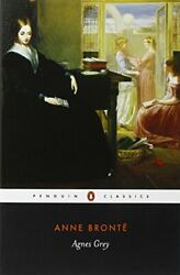 Agnes Grey (Classics) by Brontë Anne Paperback Book The Fast Free Shipping