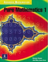 Pure Mathematics Book 1 Paper: AS Student#x27;s Bo... by Emanuel Rosemary Paperback $11.24
