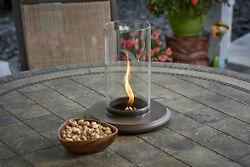 The Outdoor GreatRoom Company Intrigue Propane Tabletop Fireplace