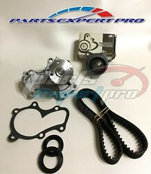 1999-2002 MITSUBISHI MIRAGE 1.5LT TIMING BELT KIT AND WATER PUMP 4G15