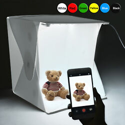 Portable Photo Photography Light Box Lighting Room Kit Backdrop Mini Cube Tent $39.99