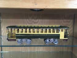 Rare Lionel 8 Trolley from 1908-14 - Great Example