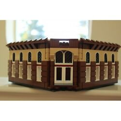 Second Floor ONLY Cafe Corner 10182 LEGO Modular Building 2nd story $99.95