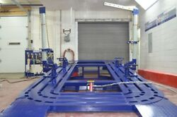 18' FEET LONG AUTO BODY SHOP FRAME MACHINE WITH FREE 2D MEASURING