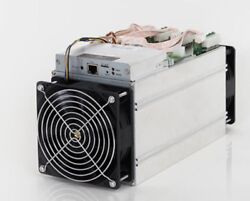 Bitmain Antminer S9 13.5THs BTC ASIC Miner and 120V PSU
