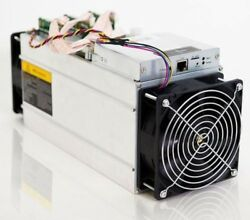 BITMAIN ANTMINER S9 14THs bitcoin miner and 120V PSU