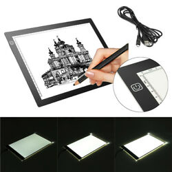 A3 LED Light Board Tracing Drawing Box Paint Pad Stencil Table Craft Artist
