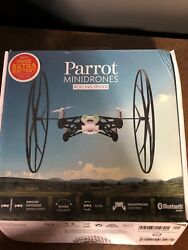 Parrot Mini Drones Rolling Spider Extra Battery White EU $50.00