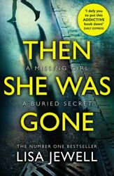 Then She Was Gone by Jewell Lisa Book The Fast Free Shipping