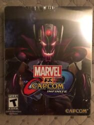 Marvel vs Capcom Infinite Deluxe Edition STEELBOOK Package  (XBOX ONE) NEW