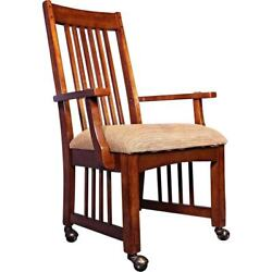 Arts and Crafts Stickley Chair Armchair Side Sofa Loveseat Bench Stool Vintage