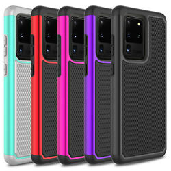 For Samsung Galaxy Note 10 Plus 5GS10eS10Note 9 Case Hybrid Armor Phone Cover