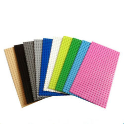16 x 32 Studs Size Base Plate For Lego Brand New Sealed  21 Colours!