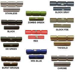 CDS Stainless Steel 2 Pin Kit For Glock 42 43 43X 48 Choose Custom Color $6.95