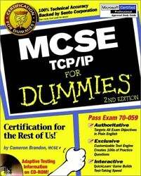 MCSE TCP IP For Dummies $3.99
