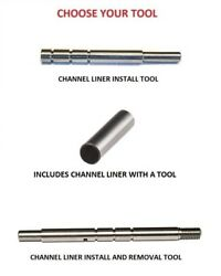 CDS Channel Liner Install Tool or Install amp; Removal Tool Plus Liner For GLOCK $17.55