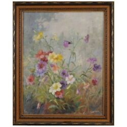 Wildflower Painting by Edith White #36028