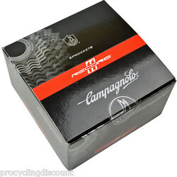 NEW 2020 Campagnolo RECORD 11 speed ULTRA Shift Cassette Fit Super Chorus: 12-25 $224.88