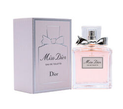 Miss Dior by Christian Dior 3.4 oz EDT Perfume for Women New In Box $75.15