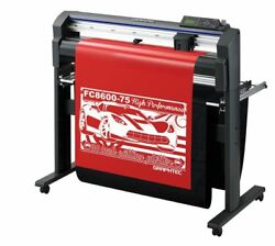 Graphtec Professional FC8600-75 30 Inch Vinyl Cutter with Software