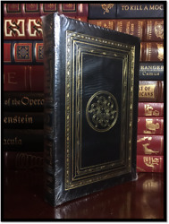 The Lair of White Worm by Bram Stoker Sealed Easton Press Leather Gift Edition