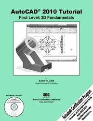 AutoCAD 2010 Tutorial First Level: 2D Fundamentals $3.99