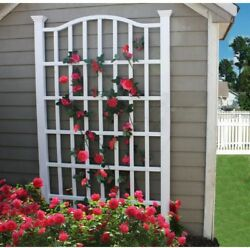Grande Trellis New England Arbors Attractively Designed And Architectural Detail