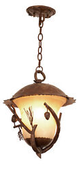 Kalco Ponderosa 3-Light Outdoor Pendant