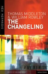 The Changeling (New Mermaids) by Rowley William Paperback Book The Fast Free