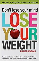 Don't lose your mind lose your weight-9788184001051