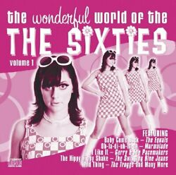 Various Artists - The Wonderful World of the Sixtie... - Various Artists CD A2VG