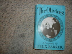 The Olivier's 1953 1st ED BOOK Signed by LAURENCE OLIVIER & VIVIEN LEIGH