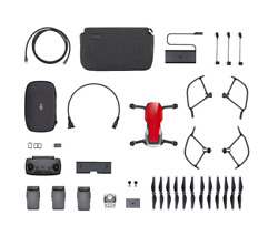 DJI Mavic Air - Flame Red Drone - Fly More COMBO - 4K Camera $829.00