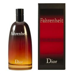 Fahrenheit by Christian Dior Cologne for Men 6.8 oz Brand New In Box $99.95